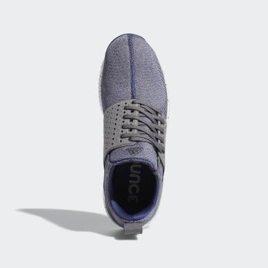 Chaussure Adicross Bounce bleu Golf