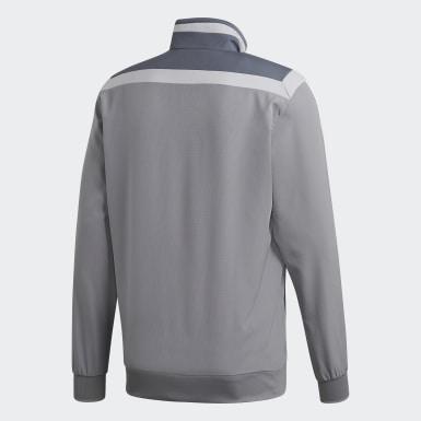 Bluza wyjściowa Tiro 19 Szary