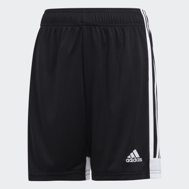 Youth 8-16 Years Training Black Tastigo 19 Shorts