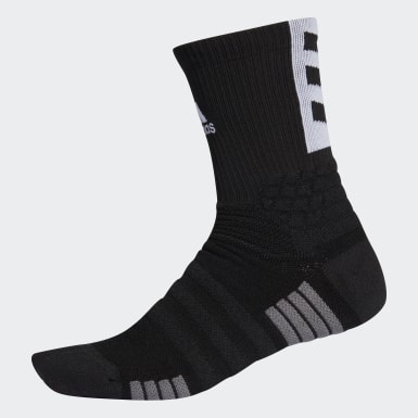 Basketball Black Creator 365 Crew Socks