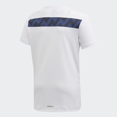T-shirt XFG Blanc Garçons Yoga