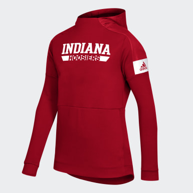 Women's Athletics Multicolor Hoosiers Game Mode Hoodie