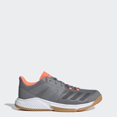 Chaussure Essence Gris Netball