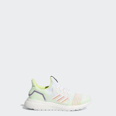 Kids Training White Ultraboost 19 Shoes