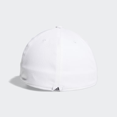 Men's Baseball White MENS PRODUCER STRETCH FIT CAP