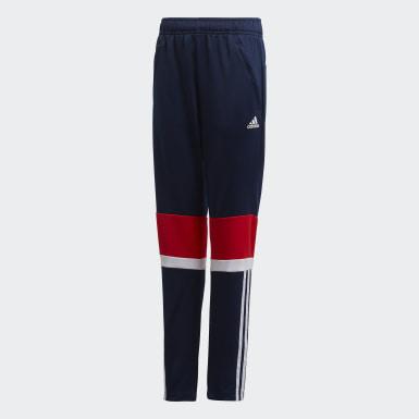 Boys Træning Blå Equipment bukser