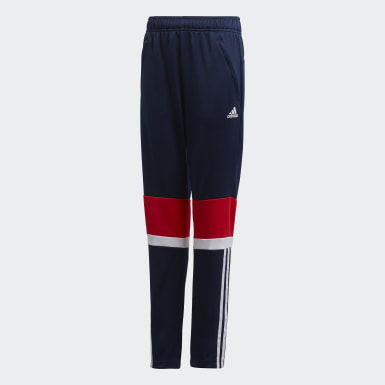 Youth 8-16 Years Training Blue Equipment Joggers