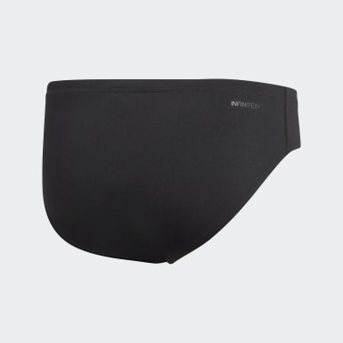 Szorty do pływania Pro Solid Czerń