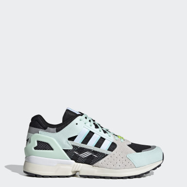 Zapatilla ZX 10,000 C Verde Originals