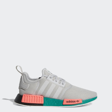 Men's Originals Grey NMD_R1 Shoes