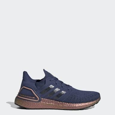Zapatilla Ultraboost 20 Azul Hombre Running