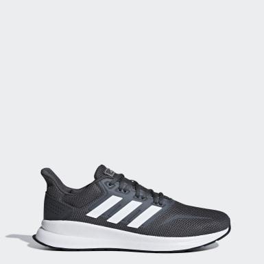 Sapatos Runfalcon Cinzento Running