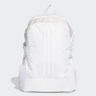 Lifestyle White AEROREADY Power 5 Backpack
