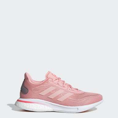 Chaussure Supernova rose Femmes Course