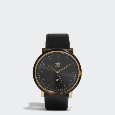 Originals Zwart District_AL3 horloge