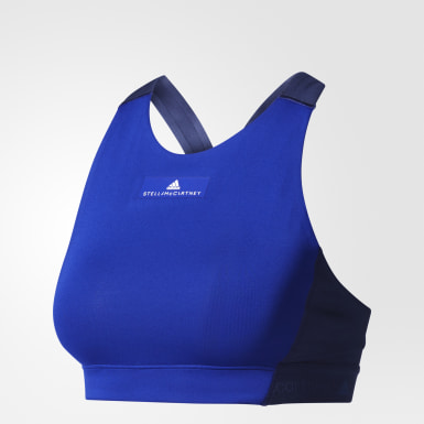 Top THE High Intensity Climachill Azul Mujer adidas by Stella McCartney