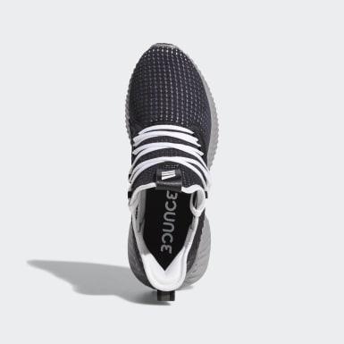 Men Running Black Alphabounce Instinct Clima Shoes