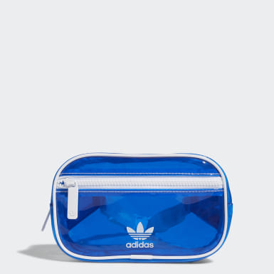 Originals Blue Tinted Waist Pack