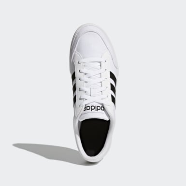 Sport Inspired White VS Set Shoes