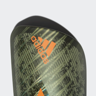 X Pro Shin Guards Zielony