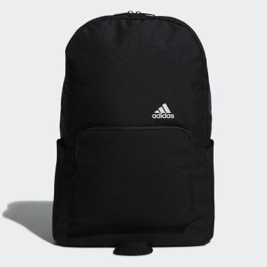 เทรนนิง สีดำ กระเป๋าเป้ดีไซน์ทูอินวันทรงคลาสสิก