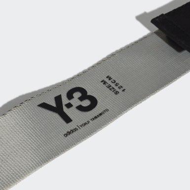 Y-3 Y-3 CH2 2-Tone Gürtel Schwarz