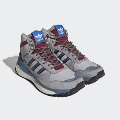 Sapatos Marathon Human Made Cinzento Originals