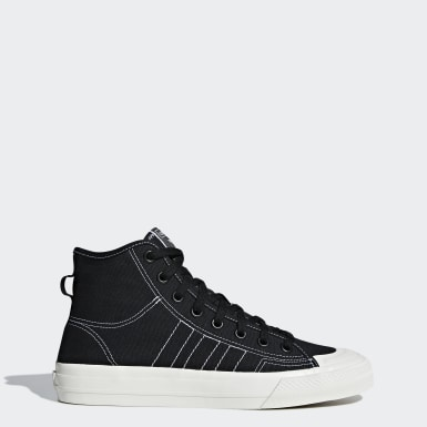 Zapatilla Nizza RF Hi Negro Originals