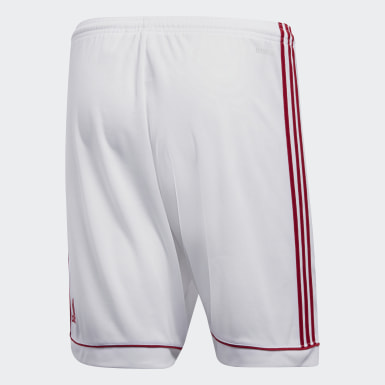 Shorts Squadra 17 Branco Homem Futebol