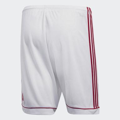 Men Training White Squadra 17 Shorts