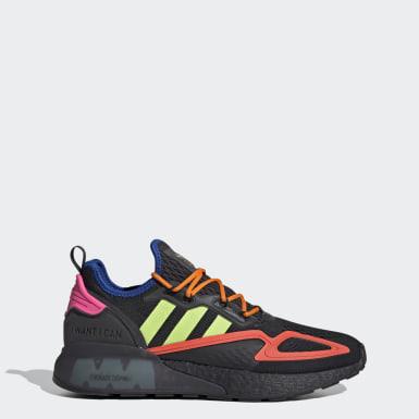 Originals Black ZX 2K Boost Shoes