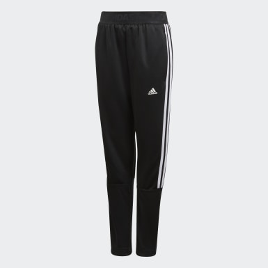 Boys Training Black Tiro Pants