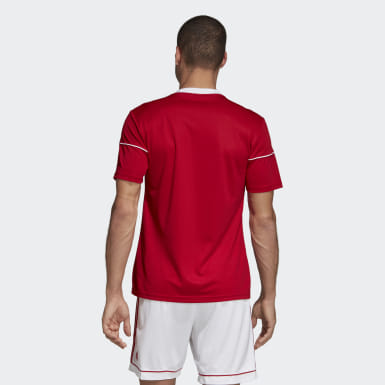 Maillot Squadra 17 Rouge Hommes Training