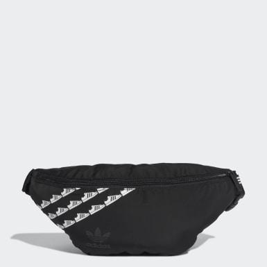 Originals Siyah Bel Çantası