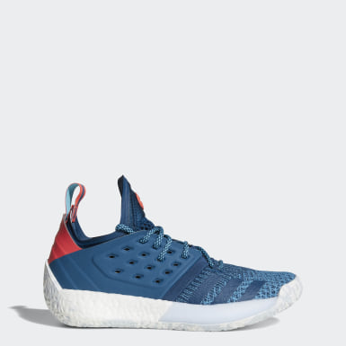 Basketball Blue Harden Vol. 2 Shoes