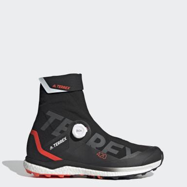 Sapatos de Trail Running Tech Pro TERREX Agravic Preto Homem TERREX