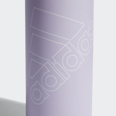 Yoga Purple Steel Bottle 1 L