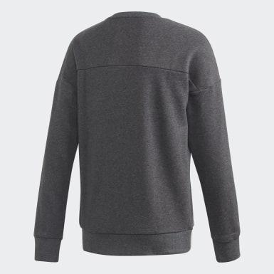 Kids Lifestyle Grey Must Haves Crew Sweatshirt