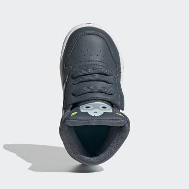 Bebek Sport Inspired Yeşil Hoops 2.0 Mid Ayakkabı