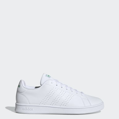 Tenis Advantage Base Blanco Hombre Essentials
