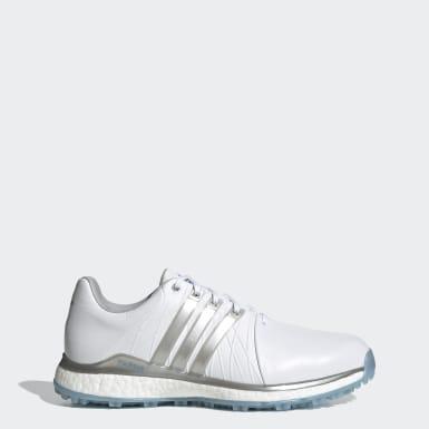 Sapatos de Golfe sem Bicos XT-SL TOUR360 Branco Mulher Golfe
