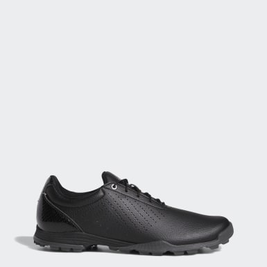 Women Golf Black Adipure SC Shoes
