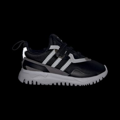 Kids Originals Black Originals Flex Shoes