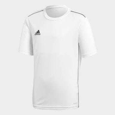 Camisa Core 18 Treino Infantil (UNISSEX) Branco Kids Futebol