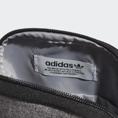 Originals สีดำ กระเป๋าเฟสติวัล Trefoil