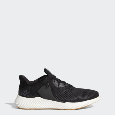 Black Alphabounce Running & Athletic Shoes | adidas US