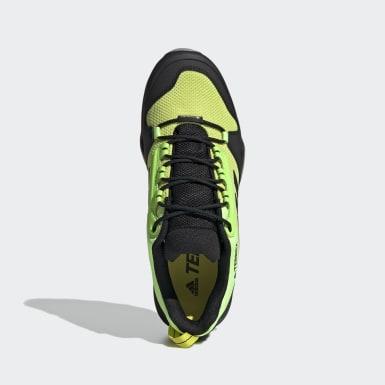 TERREX Yellow Terrex AX3 GORE-TEX Hiking Shoes