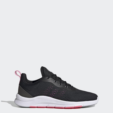 Women Cross Training Black Novamotion Shoes