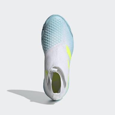 Tennis blauw Stycon Laceless Hardcourt Tennisschoenen