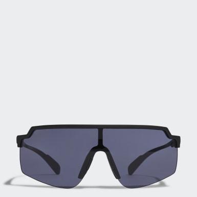Cyklistika čierna Slnečné okuliare Sport SP0018